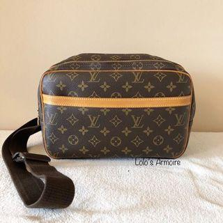 Louis Vuitton Reporter PM Bag