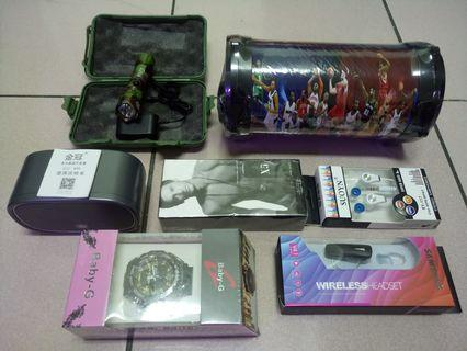 Pasalubong Package Items