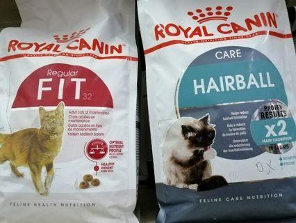 Royal Canin 2kg (No pork)