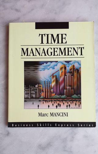 Buku Impor TIME MANAGEMENT- Business Skills Express Series (Pre-Owned)