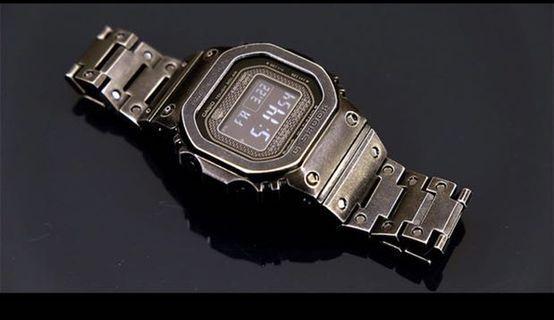 G Shock Basel Vintage GMW Limited Edition
