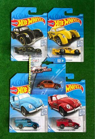 Hotwheels Volkswagen