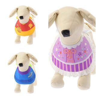 【日本代購】Disney Store 小型~中型犬用口水肩