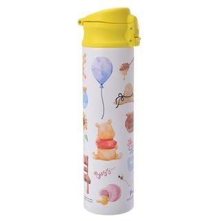 【日本代購】Disney Store Pooh 維尼 400ml 保溫杯 保溫瓶