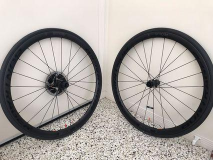 Bontrager Aeolus Pro 3 Carbon Wheels