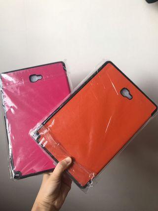 Samsung P680 tablet case 硬殻 兩色 op $180@