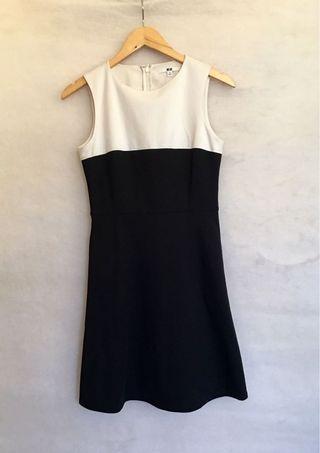 UNIQLO COLORBLOCK  DRESS