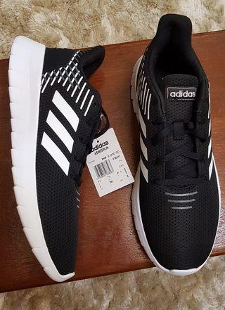 Adidas Asweerun running shoes size 8.5 US for men