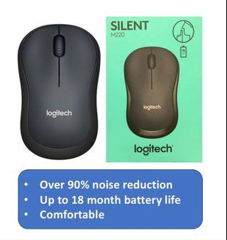 Wireless Mouse / Silent Mouse Logitech M220