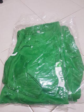 Grabfood L Size Tshirts x 2