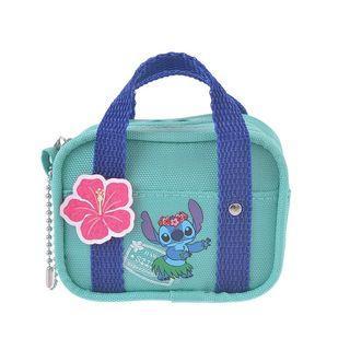 【日本代購】Disney Store Stitch 史迪仔 旅行袋款 吊飾(不連公仔)