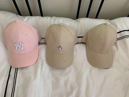 Dad hats/caps