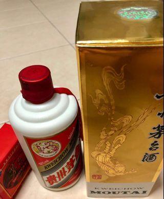 飞天茅台 20180808 500ml 53% Kweichow moutai