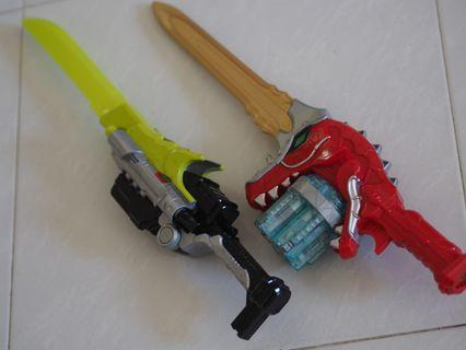 Power Ranger Dinosaur Sword