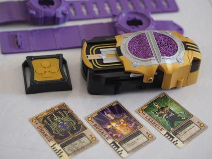 Kamen Rider Blade DX Leangle Henshin Belt