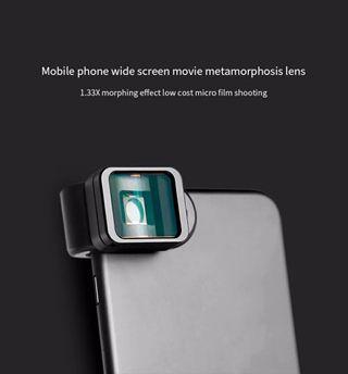 [po]Anarmorphic Lens Phones