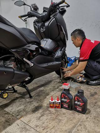 Xmax Servicing @ $52  Only!