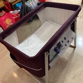 Babyhome Air Bassinet - Gorgeous Purple (Final price)