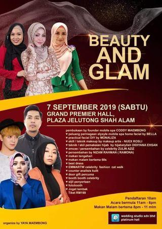 Beauty & Glam Hot Event 2019