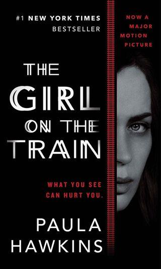 The Girl on the Train Kindle E-Book (PDF / Mobi / epub version) 電子書