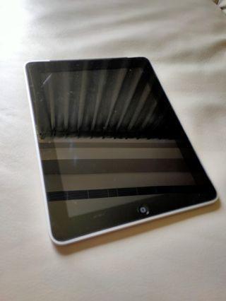 🚚 第一代iPad 32G