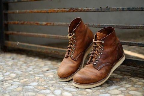 Red Wing Boots 9111 9D *DISCONTINUED*
