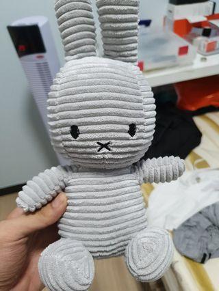 Grey Rabbit toy