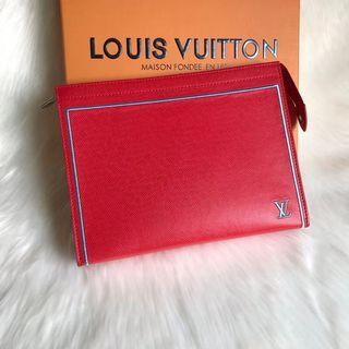 Louis Vuitton Clutch titanium premium