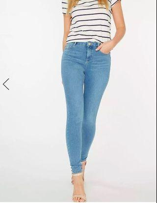 """""""Shape and lift"""" flattering jeans"""