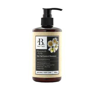 Bare for Bare Chamomile & Lily Hair Fall Control Shampoo 300ml