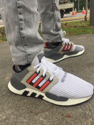 Fast Deal! Adidas EQT Support 91/18 Authentic