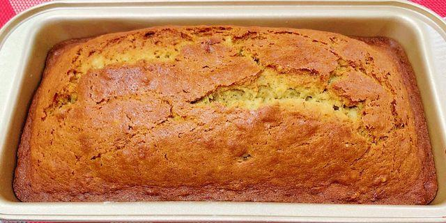 Homemade Banana loaf cake