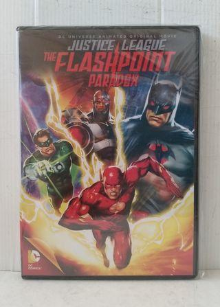 Justice League The FlashPoint Paradox DC Universe Animated Original Movie