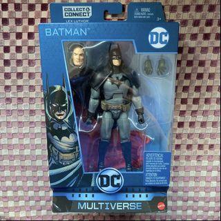 DC Multiverse: Batman Gaslight (Lex Luthor Series)