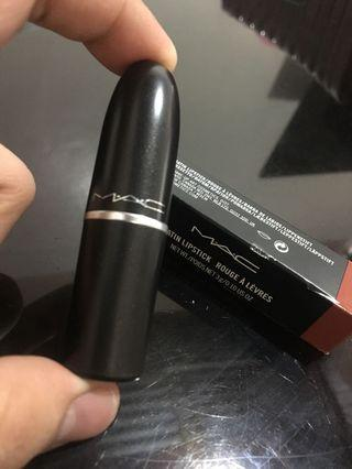 MAC Satin Lipstick (Authentic)