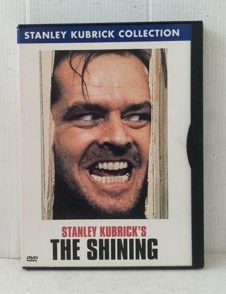 Stanley Kubrick Collection The Shinning DVD (US Edition)