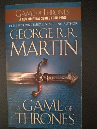 冰與火之歌(原文) Game of Thrones