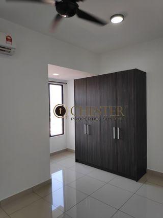 D'aman Residence For Rent, 3 Rooms, 2 Carpark, Puchong Taman Mas, Near LRT