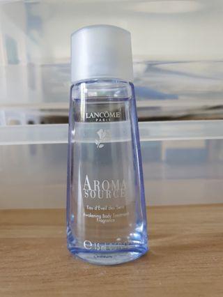 Lancome paris perfume eau d'eveil des sens fragrance
