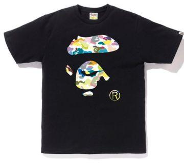 A Bathing Ape Bape Tee 全新 XL 碼 日本購入