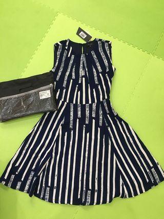 Zalora Abstract Dress