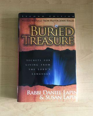 🚚 Buried Treasure: Secrets for Living from the LORD's Language - Second Edition