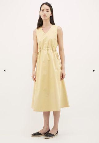 TEM Feres drawstring dress