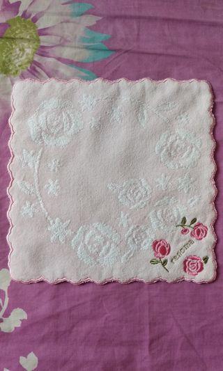 花🌸花環保 小手帕