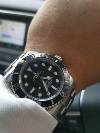 Rolex submariner no date ND 114060