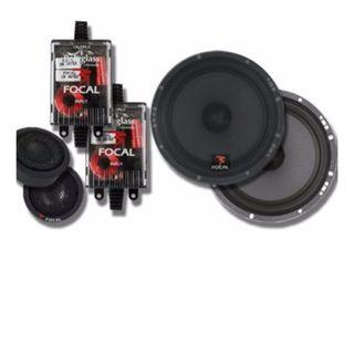 New Focal 6.5 Inch Car Component Set Speaker Sale