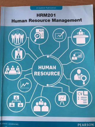 🚚 SUSS - Human Resource Management (HRM201) Pearson