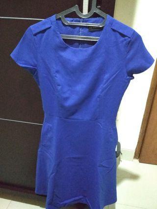 Blue Dress The Executive