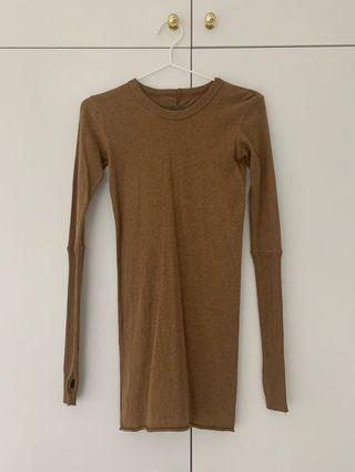 🚚 Enza costa cashmere/cotton top