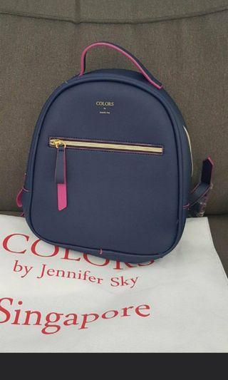 🚚 BN Colours By Jennifer Sky Backpack